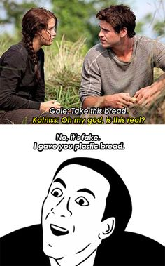 """""""No only Petta can give you real bread."""""""