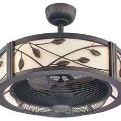 Beautiful light/fan for new home! Harbor Breeze Eastview Aged Bronze Ceiling Fan - modern - ceiling fans - - by Lowe's Ceiling Fan In Kitchen, Kitchen Fan, Kitchen Lighting, Home Lighting, Kitchen Ideas, Lighting Ideas, Office Ceiling, Cottage Lighting, Cabin Lighting