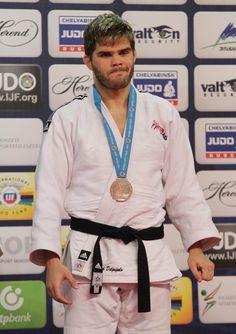 Nick Delpopolo (USA) - Grand Prix Budapest (2015, HUN) - © JudoInside.com, judo news, photos, videos and results