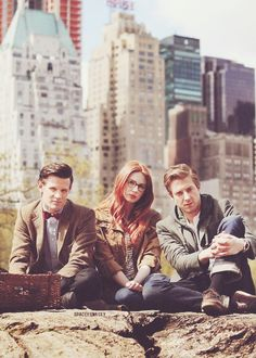 Eleven and The Ponds