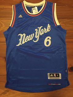 Small Rare Adidas Kristaps Porzingis Christmas Jersey New York Knicks Swingman from $30.0