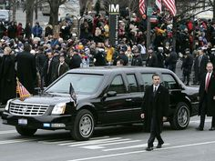 The search is on for a new Presidential limo.