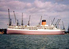 The Pendennis Castle, maiden voyage January final voyage June 1976 Merchant Navy, Merchant Marine, Arundel Castle, Ocean Cruise, Beyond The Sea, Port Elizabeth, Windsor Castle, Set Sail, Navy Ships