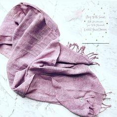 A happy winner of our #insta #giveaway Natural Cotton Nikki Scarf in Lilac . . . . . . . . . . . . . . . . . . .#sustainablefashion  #ethicalfashion #accessories #fashion #beauty #lookoftheday #ootd #model #sustainable #fashioninspo #fashionluxury #styleinspo #lovethislook #design  #instagood #scarf #happy #love #consciousfashion #luxe  #artisanmade #handwoven  #wanderlust #australianfashion #autumnfashion #springfashion #tgif #weekend