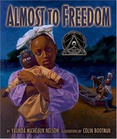 Cover image for Almost to freedom