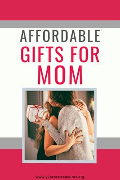 Super cool gift ideas for mom for Mother's Day, Birthdays or just because you love her. Gift ideas for mom from daughter #Mothersday #mothersdaygift #mothers #giftsforher #birthdaypresent #giftideasformomfromdaughter Homemade Mothers Day Gifts, Best Mothers Day Gifts, Mother Birthday Gifts, Mothers Day Crafts, Grandma Gifts, Birthday Ideas For Mom, Mother Gifts, Unique Birthday Gifts, Sentimental Gifts For Mom