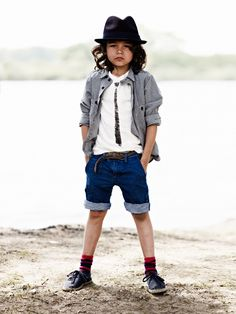 kids fashion, boys fashion, hat, shirt, tie shirt, jeans