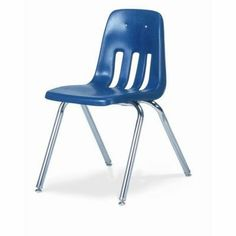 "9000 Series 18"" Plastic Classroom Glides Chair [Set of 4] Seat Color: Sea Mist, Foot Type: Steel Base, Cushioned: No by Virco. $133.28. 9018SG-GRN07-CHRM Seat Color: Sea Mist, Foot Type: Steel Base, Cushioned: No Features: -Welded steel frame with heavy gauge tubular steel supports.-Injection molded polyethylene with rolled edges to enhance posture.-Polyethylene has an additive to help dispel static.-Three ventilation holes on seat back.-Use with Chair Truck Model # HC..."