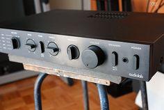 amplificador integrado Audiolab 8000a