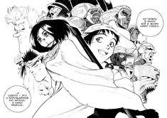 Чтение манги Боевой Ангел Алита (Сны оружия) 7 - 36 Наземники - самые свежие переводы. Read manga online! - ReadManga.me
