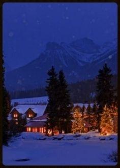 three pines village quebec - Google Search