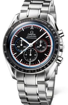Omega Speedmaster Moonwatch 40th Anniversary