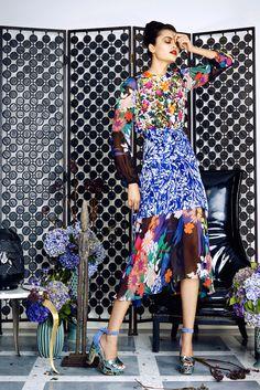 Duro Olowu Spring 2016 Ready-to-Wear Fashion Show