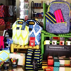 Gearing up for back to school, what a fun display! Crossings On Main located in Fort Mill, SC.