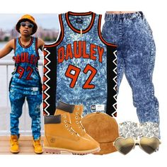 dej loaf try me replica contest 5-26-2015 by no-flex-zone on Polyvore featuring Timberland, Auriya, ASOS and Wildfox