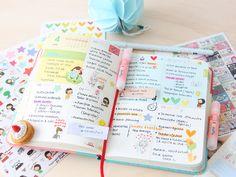 Craft diaries: así organizo yo mi agenda