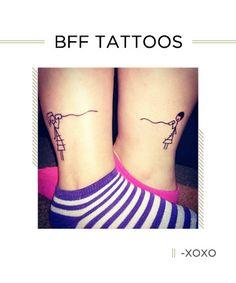 BFF Tattoos: Talk to Me