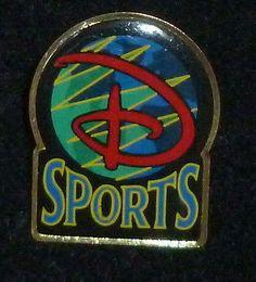 Disney Sports Pin