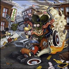❦ Rat Fink..Re-pin brought to you by agents of #Carinsurance at #Houseofinsurance in Eugene, Oregon