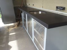 Forest House, Countertops, Kitchen Island, Tables, Home Decor, Island Kitchen, Homemade Home Decor, Counter Tops, Mesas