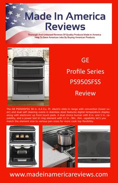 We Provide A Thorough And Honest Review Of The Made In America Ge Amusing Honest Kitchen Reviews Review