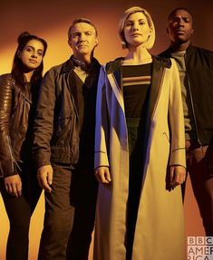 Doctor Who Film Doctors, Serie Doctor, Rose And The Doctor, Dr Woo, Doctor Who Companions, 13th Doctor, Bbc Tv Series, Christopher Eccleston, Female Doctor