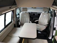 Westfalia Kepler Mobile Architecture, T5 Camper, Van Living, Campervan, Nooks, Volkswagen, Car Seats, Storage, Ideas