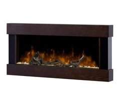 Dimplex - Home Page » Fireplaces » Wall-mounts » Products » Chalet Wall-mount
