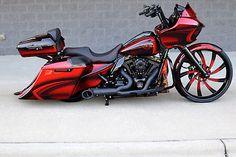 harley davidson road glide parts Harley Davidson Custom Bike, Harley Davidson Touring, Harley Davidson News, Harley Davidson Motorcycles, Custom Motorcycles, Custom Bikes, Custom Cycles, Harley Bagger, Bagger Motorcycle
