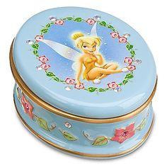 Want Hallmark 2010 Snow One Like Tinker Bell Disney Ornament eBay
