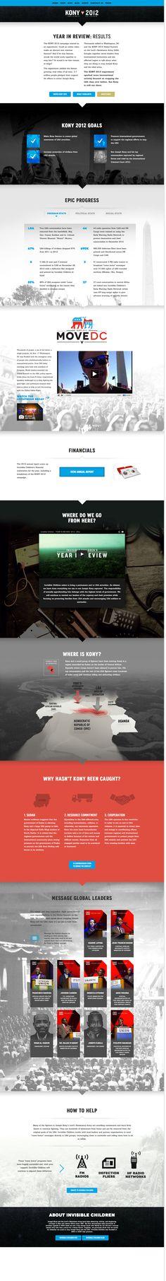 Could an online video make obscure war criminal Joseph Kony famous? Invisible Children, March 2013, Campaign, Design
