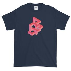 This t-shirt makes for a great staple! It has a classic fit (not form-fitting) with a thick cotton fabric. Mens Tees, Graphic Tees, Cotton Fabric, Abstract, T Shirt, Tops, Fashion, Summary, Supreme T Shirt