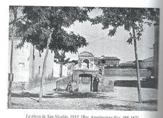 Plaza de San Nicolas en 1933