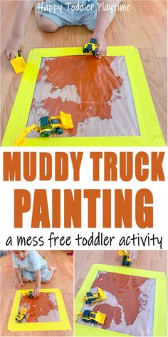 Art Activities For Toddlers, Lesson Plans For Toddlers, Nursery Activities, Painting Activities, Infant Activities, Preschool Activities, Transportation Activities For Preschoolers, Transportation Theme For Toddlers, Preschool Rules