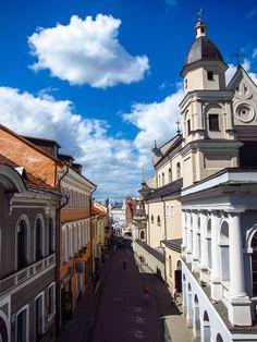 Vilnius, Lithuania (by wesleyrosenblum)