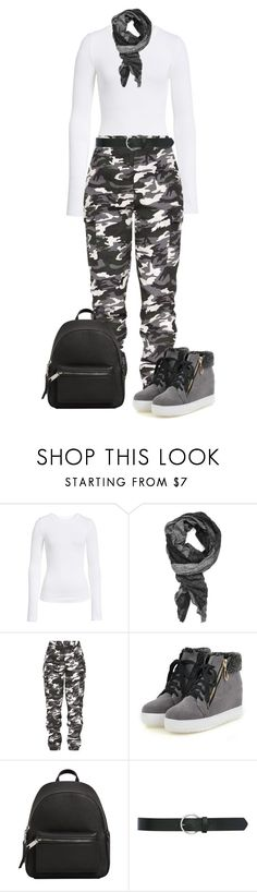 """""""Kickin' it in Camo"""" by michellesherrill ❤ liked on Polyvore featuring BP., Lords of Harlech, MANGO and M&Co"""