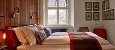 PEST-BUDA HOTEL Budapest, Fortuna u.3. Hotel Budapest, Oh The Places You'll Go, Bed, Furniture, Home Decor, Windows And Doors, Stream Bed, Interior Design, Home Interior Design
