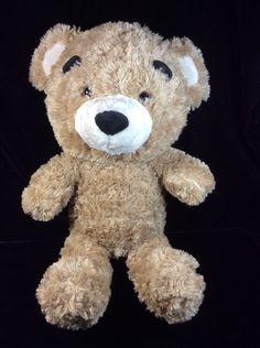 Build A Bear Bearemy 2012 Cool School Big Head Plush Bear Soft Toy #AllOccasion