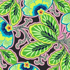 Amy Butler Fabric Lark Collection Floral by BelloBerryFabricShop, $8.25