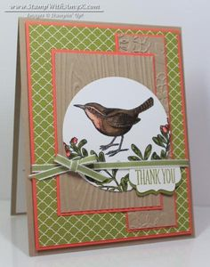 An Open Heart Thank You by amyk3868 - Cards and Paper Crafts at Splitcoaststampers