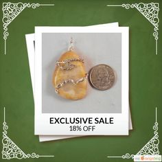 18% OFF on select products. Hurry, sale ending soon!  Check out our discounted products now: https://www.etsy.com/shop/Donnasuniquewirewrap?utm_source=Pinterest&utm_medium=Orangetwig_Marketing&utm_campaign=My%20Birthday%20Sale   #etsy #etsyseller #etsyshop #etsylove #etsyfinds #etsygifts #musthave #loveit #instacool #shop #shopping #onlineshopping #instashop #instagood #instafollow #photooftheday #picoftheday #love #OTstores #smallbiz #sale #instasale
