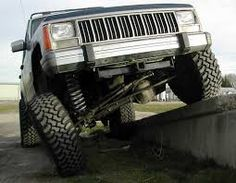jeep cherokee front receiver - Google Search