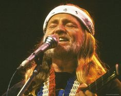 Willie Nelson (Country Music) can't love country and not love this guy!