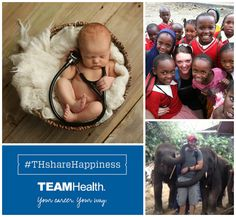 Congrats to our winning photos in our #THShareHappiness contest! We had so many amazing photos and stories shared from Physicians & APCs it was hard to select just three. Thanks to everyone who shared their happiness with us!