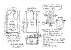 (function(w, d, n, s, t) { w[n] = w[n] Shirt Tutorial, Distressed Tee, Pattern Drafting, Tee Dress, Free Pattern, Bullet Journal, Sewing, Japanese Style, Blouses