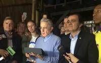 Ex presidente Álvaro Uribe habla sobre el plebiscito en Colombia Presidents, Latin America, Colombia