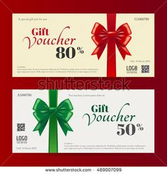 Gift Certificate Voucher Template Awesome Elegant Gift Voucher Or Gift Card Or Coupon Template For Discount Or .