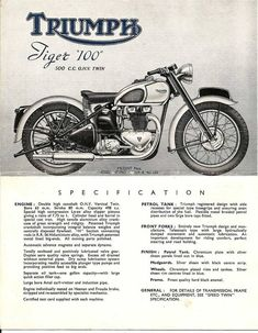 e30c29bc60 TRIUMPH MOTORCYCLES – Dieselpunks Used Motorcycles