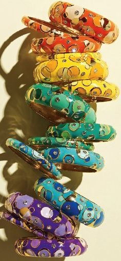**Colors for spring stack ♥✤ | Keep the Glamour | BeStayBeautiful