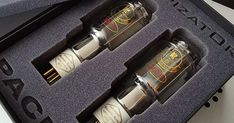 LAMPIZATOR PACIFIC DAC AND RICCARDO KRON ANNIVERSARY TUBES